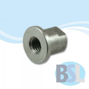Door pivot pin